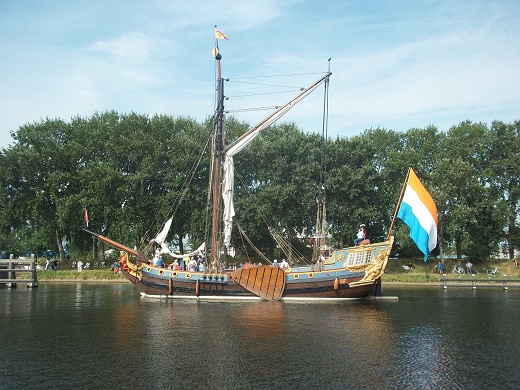 Statenjacht Utrecht Vlissingen Maritiem 2012