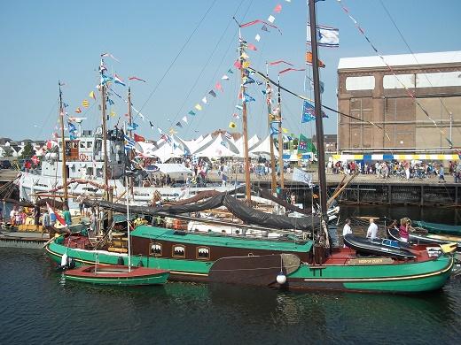 historische schepen vlissingen 2012