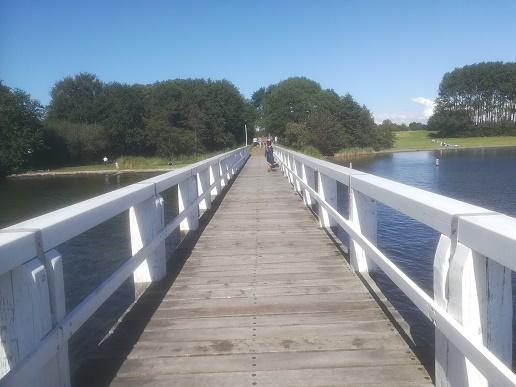 aanlegsteiger pontje Kamperland Veere