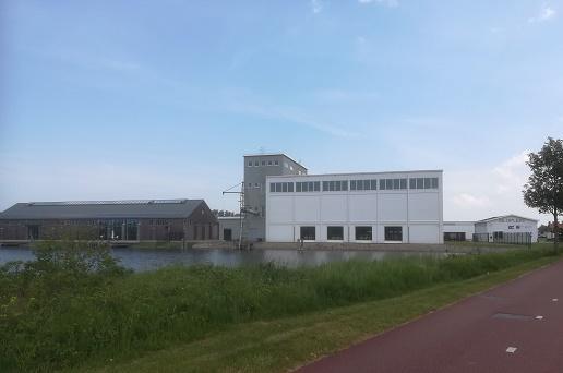 Siloplein Middelburg gebouwen