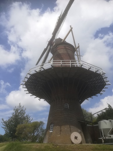 Wolphaartsdijk molen De Hoop
