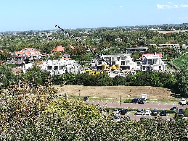 Appartementen en hotel Zeeuws licht in Dishoek