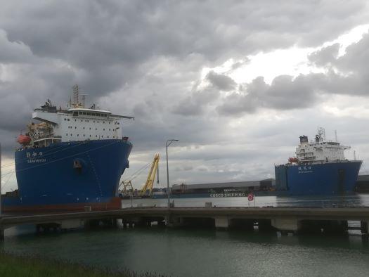 heavy load carrier schepen