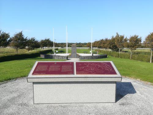 sloedam monument