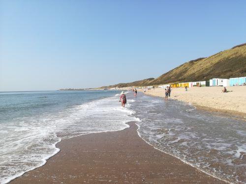 zoutelande strand 20 september 2020