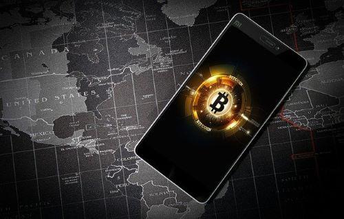 Bitcoin op mobiel