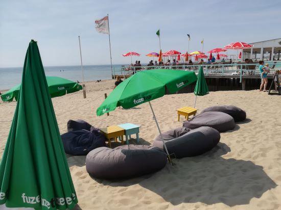 strandpaviljoen sies juni 2021