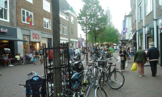winkels Lange Delft Middelburg