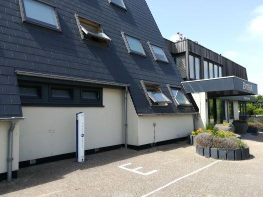 laadpaal Hotel Zuiderduin Westkapelle