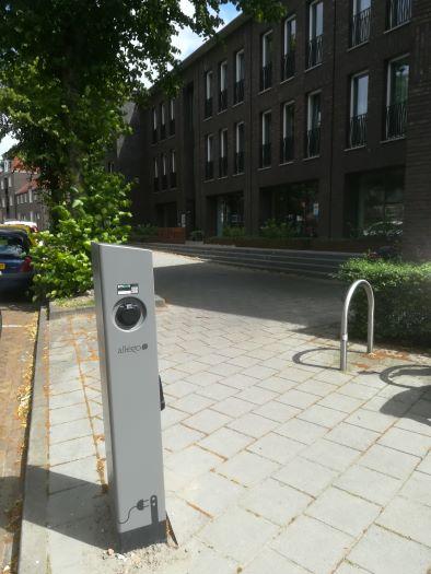 Laadpaal Verpleeghuis Willibrord Middelburg