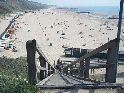 het Strand van Zoutelande - 2e Zuid strand