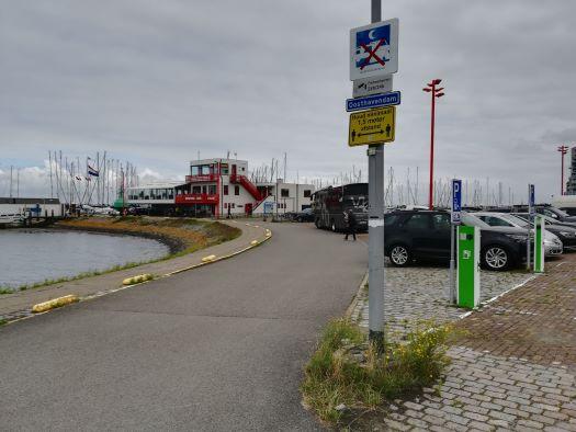 laadpalen Breskens jachthaven