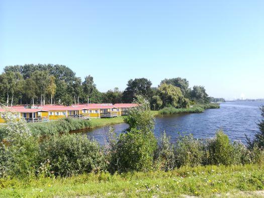Braakman vakantiepark Oostappen