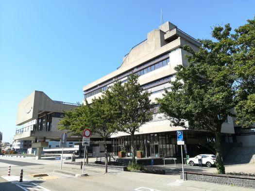 laadpaal Terneuzen stadhuis