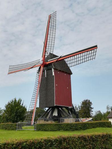 Retranchement molen
