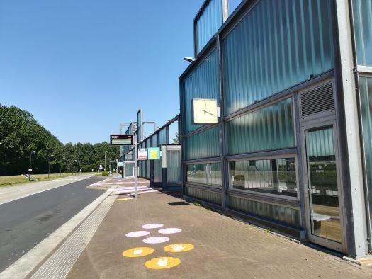 Busstation Westerscheldetunnel