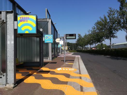 Terneuzen busstation Wst