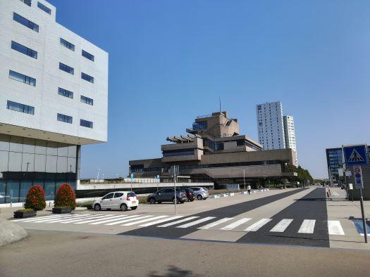 Terneuzen stadhuis en Waterfront